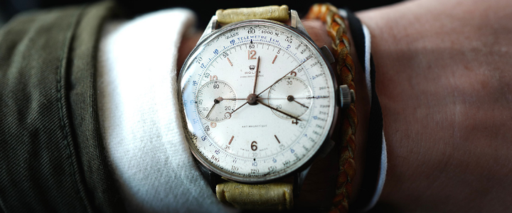Vintage watch blog opinion