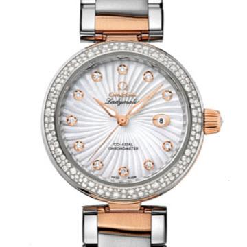 Omega Ladymatic Swiss Watch