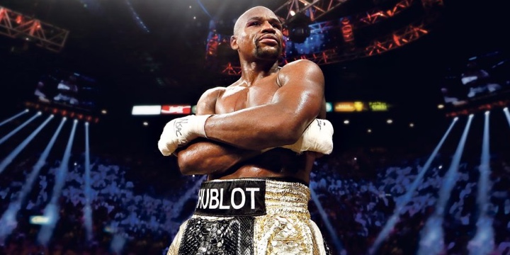 Floyd Mayweather Hublot Boxing Undefeated Review