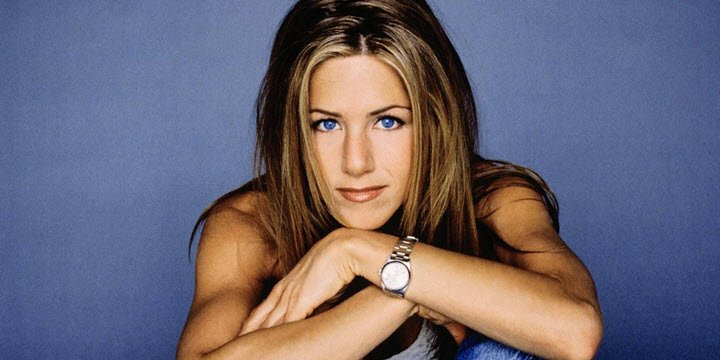 Jennifer Aniston Rolex Datejust Friends Review