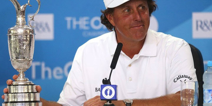 Phil Mickelson PGA Champion Rolex Cellini REVIEW