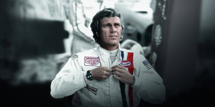 Steve McQueen Rolex Submariner Daytona Jaeger-LeCoultre Watch Review