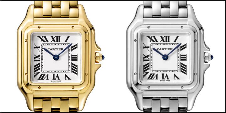 ddc96da5025e4 New 2017 Cartier Watch Collection Review | Jaztime Blog
