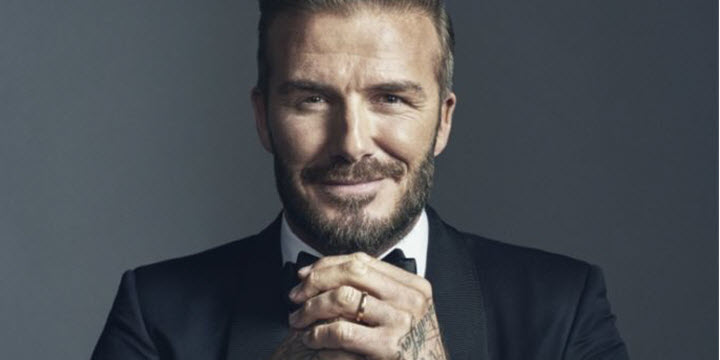 David Beckham Rolex Sea-dweller Review