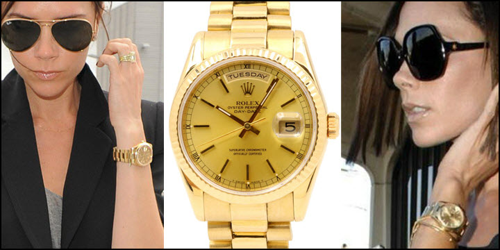 Image result for victoria beckham and watch
