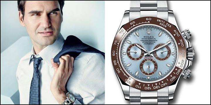 What Rolex Does Roger Federer Wear Jaztime Blog