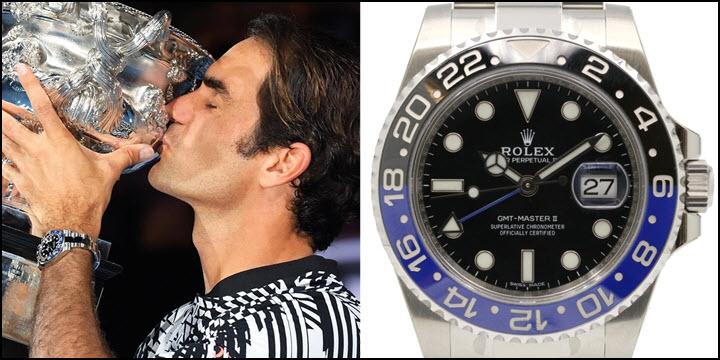 What Rolex Does Roger Federer Wear? | Jaztime Blog