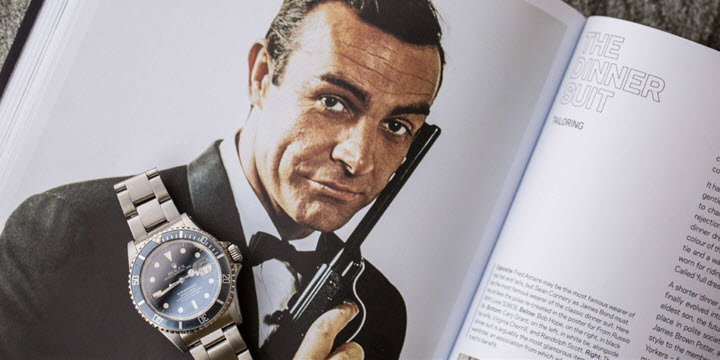 Rolex Submariner James Bond Review Blog