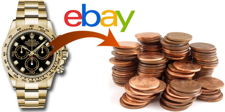 How to sell your rolex watch on ebay