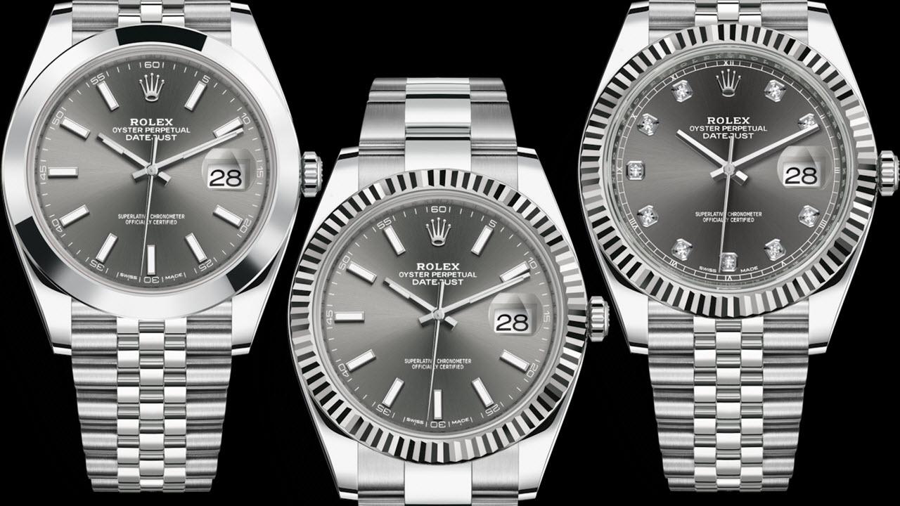 Rolex Datejust 41 dark rhodium buying guide review