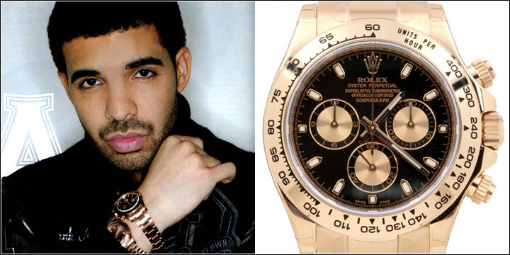 Rolex Cosmograph Daytona 116505 18k Rose Gold Chronograph Drake Rappers Review