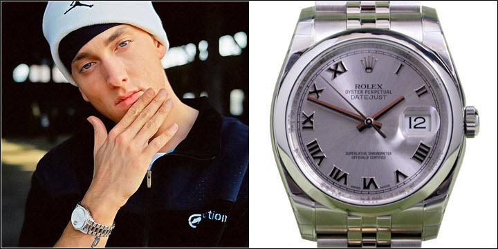 Rolex Datejust 116200 Silver Roman Jubilee Eminem Rapper review