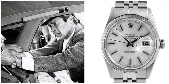 Rolex Datejust A View to a Kill Richard Moore James Bond Review