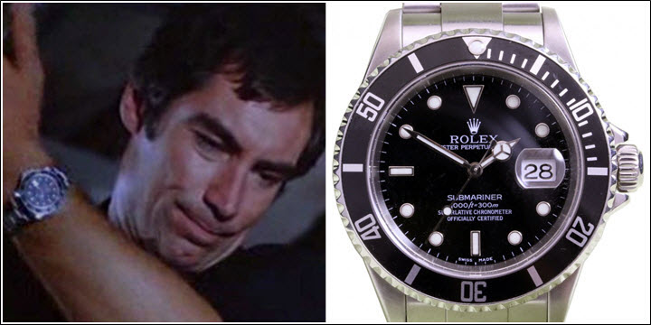 Rolex Subarminer 16610 James Bond License To Kill Timothy Dalton Review