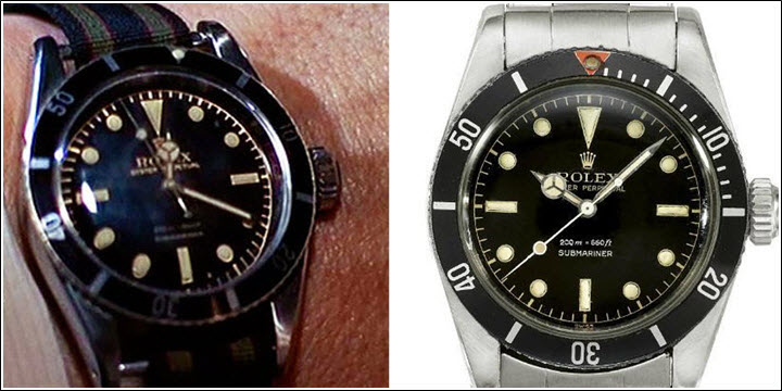 Rolex Submariner 6538 Sean Connery James Bond Dr,No Review Vintage