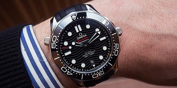 b0ec853ca77b Omega Seamaster Diver 300M Co-Axial Master Chronometer 210.32.42.20.06.001  Baselworld 2018 Omega Seamaster Diver 300M