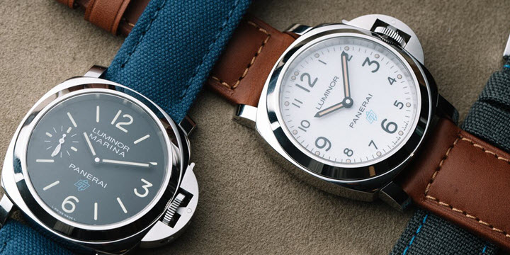 Panerai Luminor Due 3 Days Acciaio 38mm PAM 755 & PAM903 SIHH REVIEW 2018