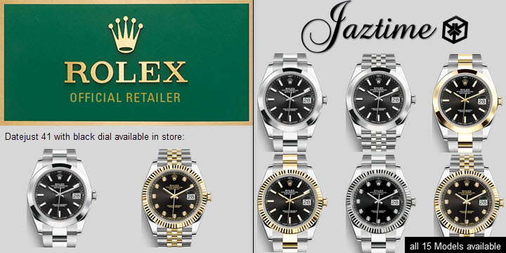Rolex Grey Market offers much more choice