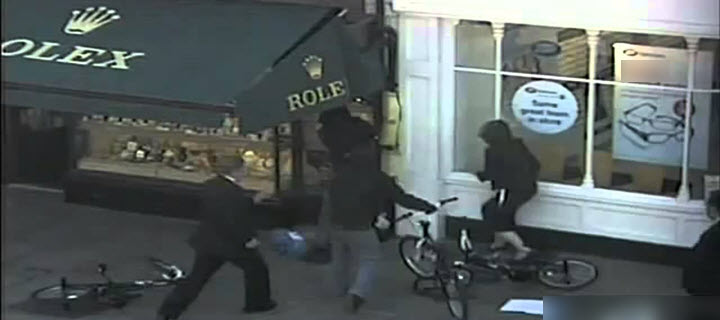 Rolex Store Robbery
