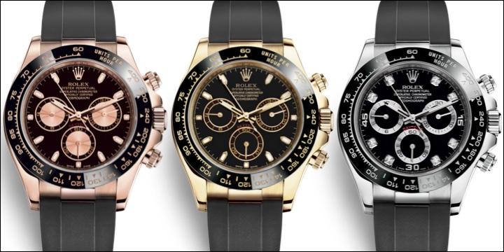Black Dial Rolex Daytona Buying Guide Amp Price Comparison