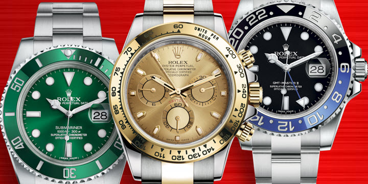 Best Sports Rolex Watches for young business Men
