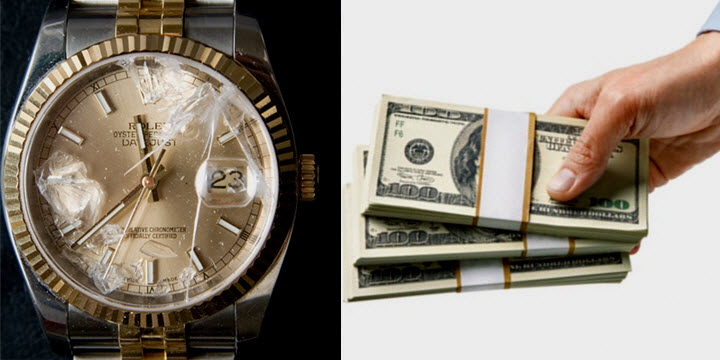 Sell your Broken Rolex for cash