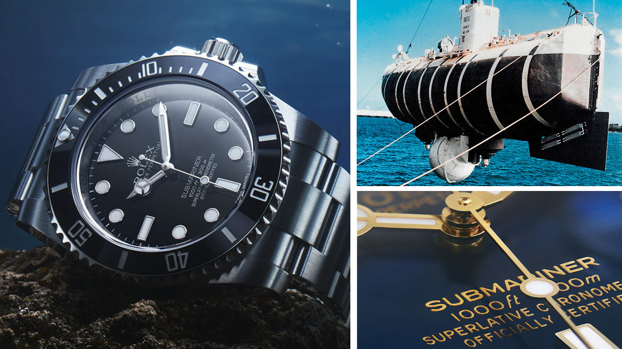 How to use Rolex Submariner Watches