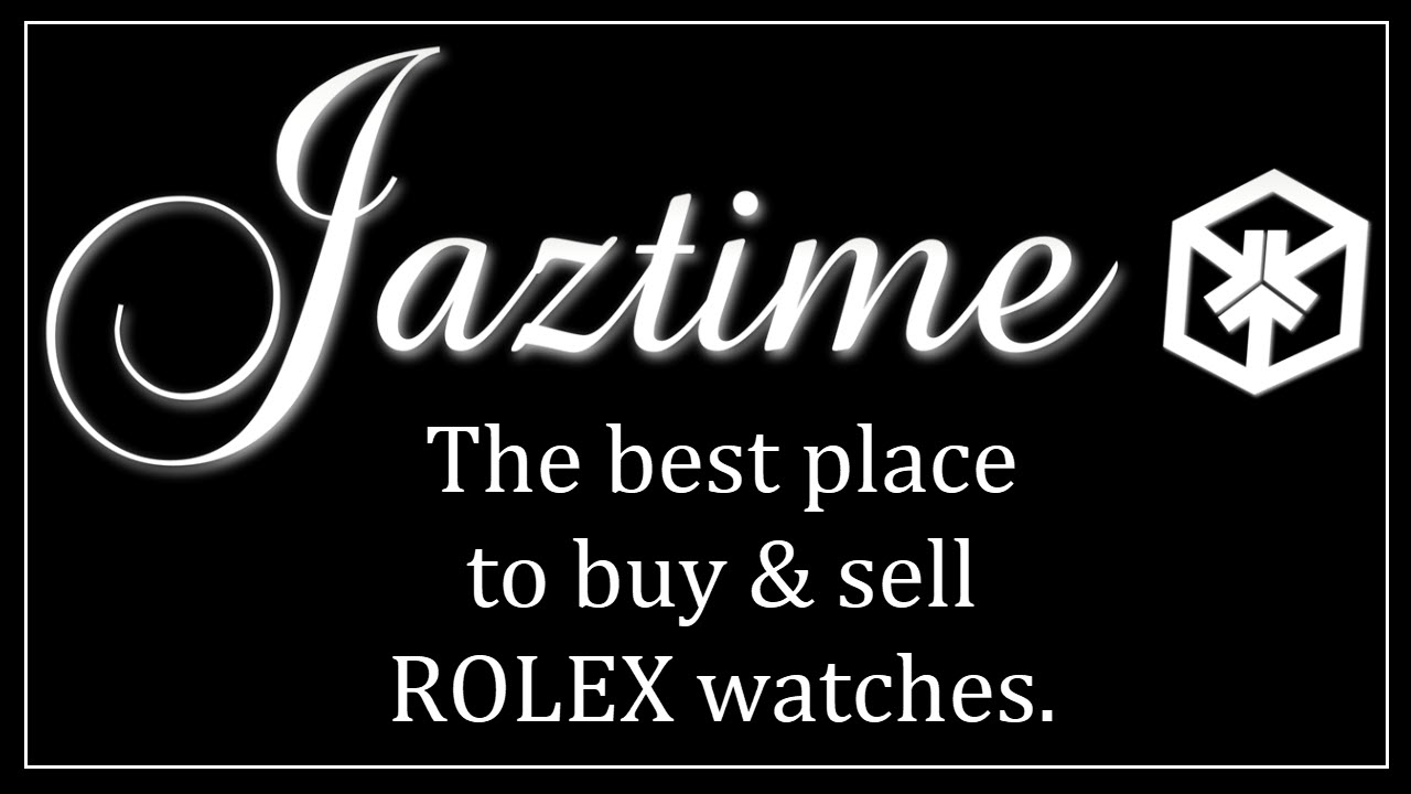 best place to buy and sell rolex watches online