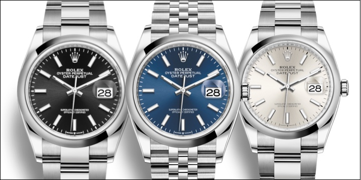 Rolex Datejust 36 126200 Stainless Steel Smooth Domed Bezel Oyster Jubilee Bracelet Blog Review
