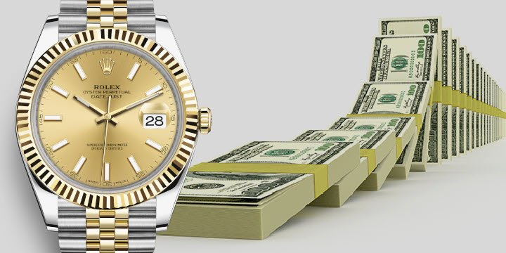Rolex Watches as an Investment