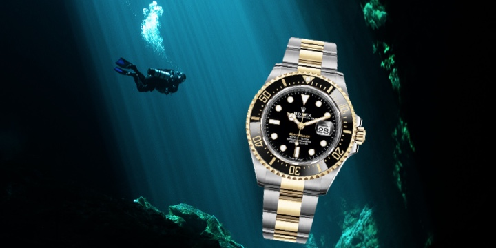 Rolex Deepsea Sea-Dweller 43mm 126603 Two-Tone Rolesor Yellow Gold Steel 2019 Blog Review