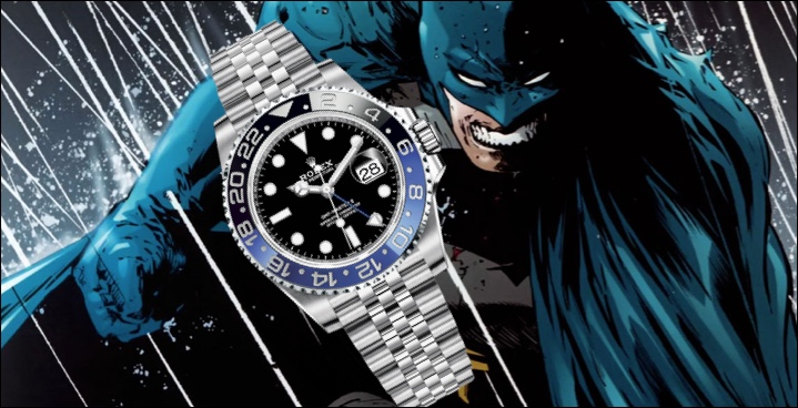 Rolex GMT-Master II Batman Black Blue Cermaic Bezel 126710blnr 126710 Brand New Blog Review