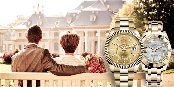 Rolex Sky-Dweller 42mm & Pearlmaster 34mm Full Yellow Gold Blog review