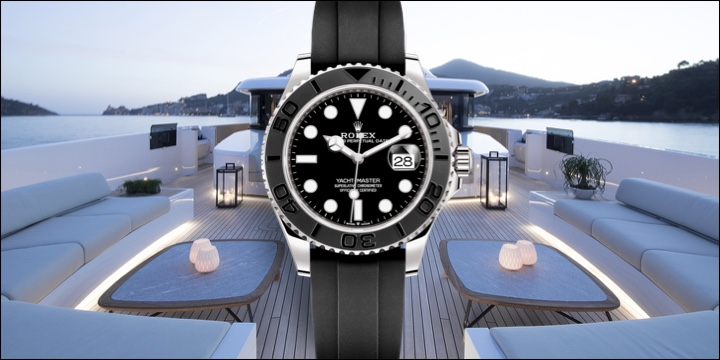 Rolex Yacht-master 42 226659 White Gold Oysterflex Blog Review