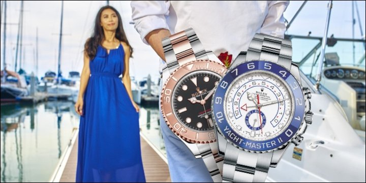 Rolex Yachtmaster 44mm 37mm Oyster Bracelet Everose gold stainless steel Blog review
