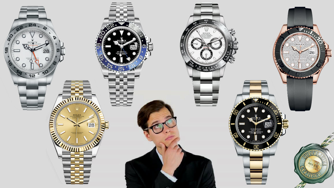 which first Rolex to buy - Buying guide