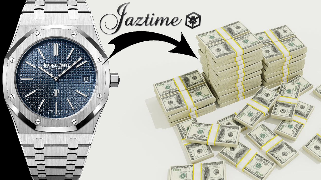 You can Sell your Audemars Piguet at Jaztime