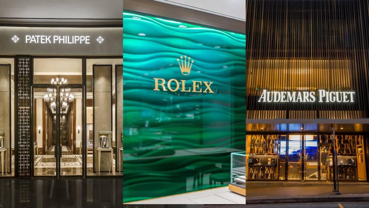 Rolex Audemars Piguet Patek Philippe Skyhigh Prices Costs Bubble