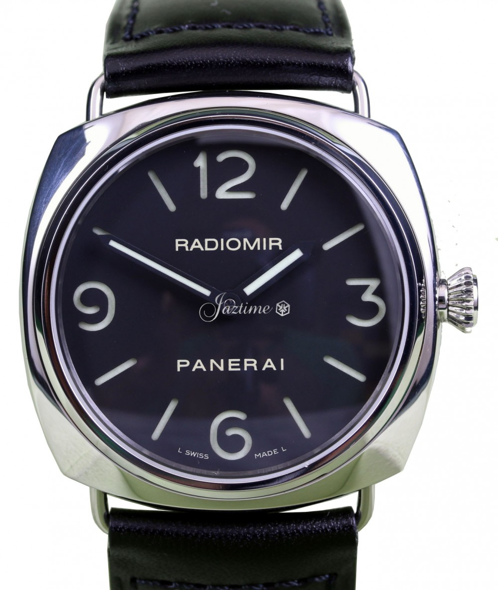 Panerai Pam 210 Radiomir 3 Days Black 45mm Stainless Steel
