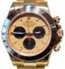 Rolex Daytona Yellow Gold Paul Newman Champagne/Black Index Dial Yellow Gold Bezel Oyster Bracelet 116528 - BRAND NEW