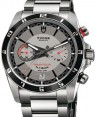 Product Image: Tudor Grantour Chronograph Fly-Back 20550N-95730 Silver Index Stainless Steel 42mm BRAND NEW