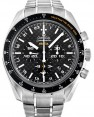 Omega 321.90.44.52.01.001 Speedmaster HB-SIA Co-Axial GMT Chronograph Numbered Edition 44.25mm Carbon Fiber Titanium BRAND NEW