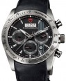Product Image: Tudor Fastrider Chronograph 42000 Black Index Stainless Steel & Leather 42mm BRAND NEW