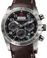 Product Image: Tudor Fastrider Chronograph 42000 Black Arabic Stainless Steel & Leather 42mm BRAND NEW