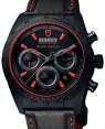Product Image: Tudor Fastrider Blackshield 42000CR Black Red Index Black Ceramic & Leather Chronograph 42mm BRAND NEW
