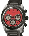 Product Image: Tudor Fastrider Chronograph 42010N-Red Red Index Stainless Steel & Leather 42mm BRAND NEW