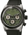 Product Image: Tudor Fastrider Chronograph 42010N-Green Green Index Stainless Steel & Rubber 42mm BRAND NEW