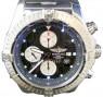 Breitling Super Avenger A13370 Chronograph Stainless Steel Black Arabic XL 48mm Pro 2