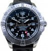 Breitling Superocean A17360 Steelfish Men's 42mm Black Stainless Steel Pro 2