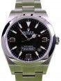 Rolex Explorer I 214270 Stainless Steel SS Black